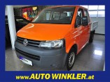 VW T5 Doka-Pritsche LR 2,0TDI 4mot Klima/AHV bei AUTOHAUS WINKLER GmbH in Judenburg