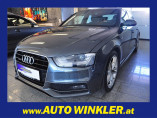 Audi A4 1,8 TFSI quat Sport S-line/Xenon/Navi bei AUTOHAUS WINKLER GmbH in Judenburg